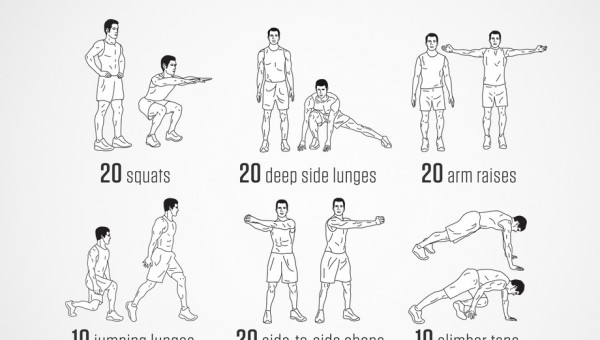 spartacus workout diagram